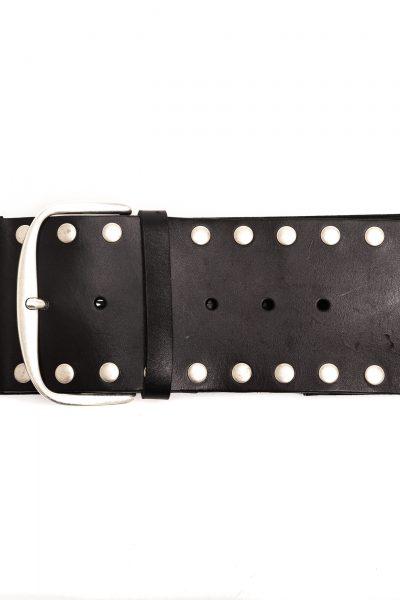 cinta elastico con borchie