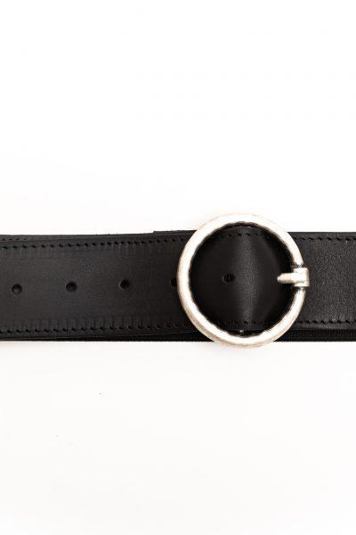cinta elastico fibbia tonda